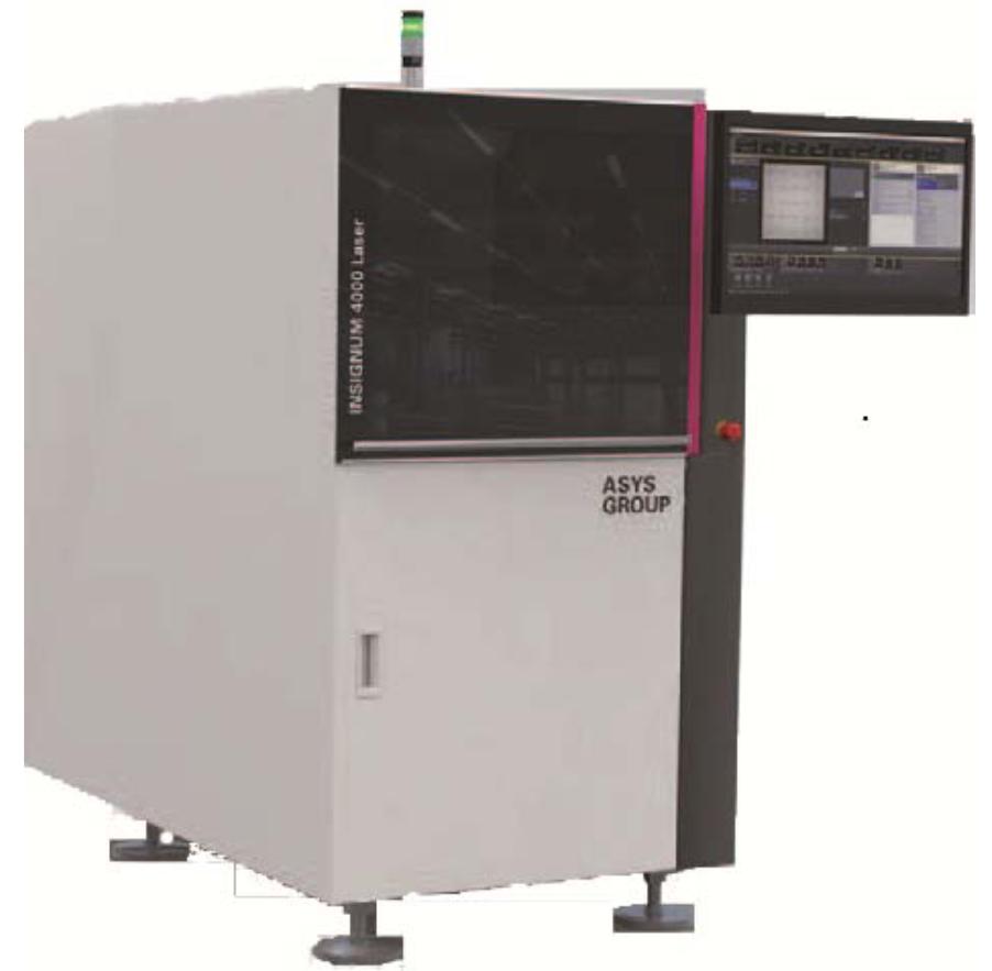 INSIGNUM 4000 Laser Marker